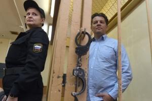 Suschtschenko in eine andere Zelle verlegt