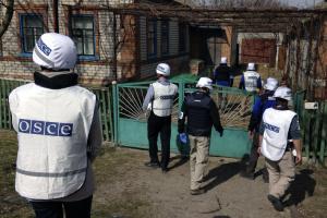 Un observateur de l'OSCE en Ukraine est décédé à Kramatorsk