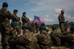 США у прискореному порядку перекидають до Європи 1,5 тисячі військових