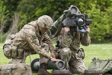 Taylor: Ucrania presenta solicitud para obtener más sistemas Javelin estadounidenses
