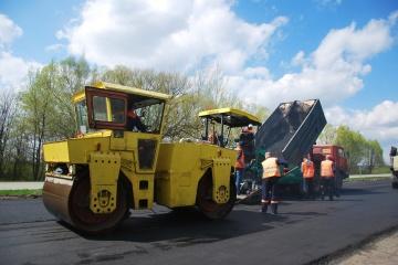 基辅市道路养护部门启动干线道路全面改造