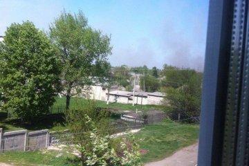 Une nouvelle série d'explosion à Balakliya