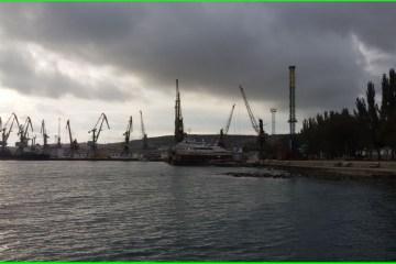 Україна хоче санкцій проти Чорноморських портів РФ через блокаду Азовського моря