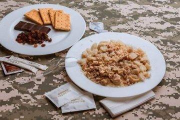 军队新餐谱每周七天不重样