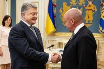 波罗申科就Head公司在乌克兰设厂发表评论
