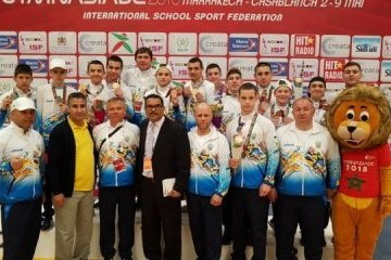 Ukrainian boxers win 2018 Gymnasiade in Morocco