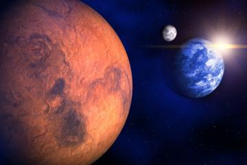NASA назвало нереальною ідею Маска перетворити Марс на Землю