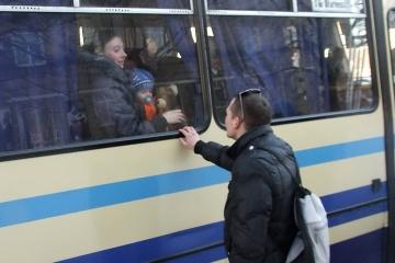 Ucrania fortalece la protección social de las personas desplazadas