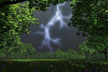 Storm warning declared in Carpathian region