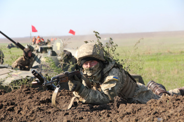 Militants violated ceasefire 66 times in eastern Ukraine in last day