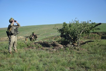 Militants violated ceasefire 42 times in eastern Ukraine in last day