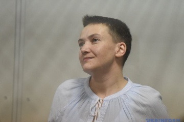 Kyiv Court of Appeal leaves Savchenko in custody