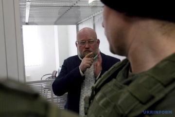 Un acte d'accusation a été délivré à Volodymyr Ruban