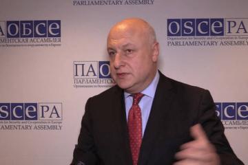 Le président de l'Assemblée parlementaire de l'OSCE est contre la présence d'observateurs russes aux élections en Ukraine