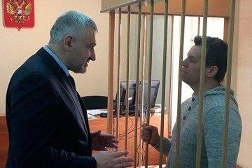 Feyguine a rendu visite à Souchtchenko en prison