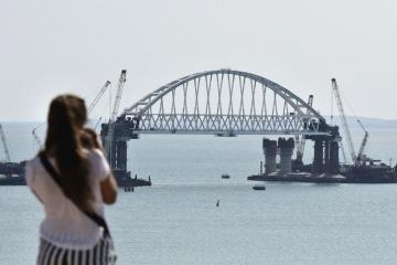 AP de la OSCE: El puente de Crimea viola los derechos soberanos de Ucrania y las normas del derecho internacional
