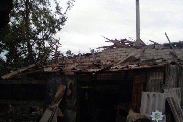 Shelling of Troitske in Luhansk region qualified as terrorist attack
