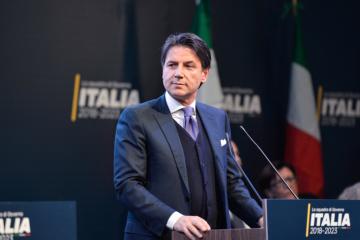 """Italienischer Premier glaubt nicht, dass Russlands """"Hilfe"""" der Partei des Innenministers die Regierung bedroht"""