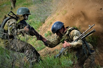 Militants violated ceasefire in eastern Ukraine 28 times in last day