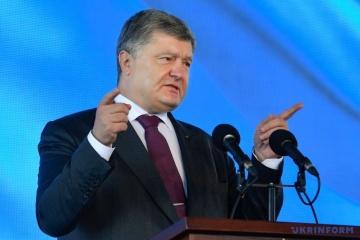 #LetMyPeopleGo: Poroschenko beharrt auf  Freilassung aller Gefangenen des Kremls