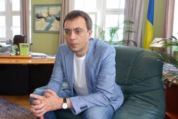 Omelyan: Le programme d'amélioration de la sécurité routière sera entièrement lancé cet automne