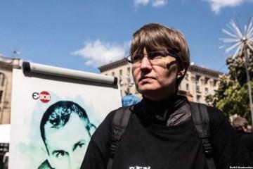 La sœur d'Oleg Sentsov demande de ne pas diffuser des informations non-confirmées
