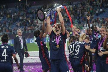 L'Olympique lyonnais remporte la Ligue des Champions
