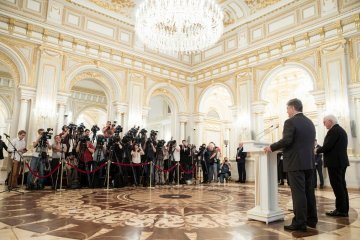 Poroshenko: El mundo debe garantizar la irreversibilidad de la responsabilidad por el MH17