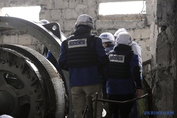 Militants deny full access to OSCE Mission in Donbas - report