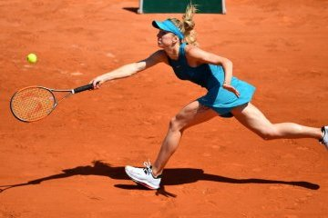 Svitolina retains 5th position in WTA ranking