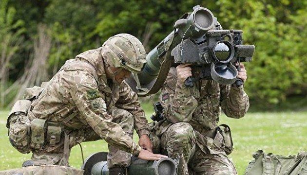 Вооруженные силы Украины получили ракеты Javelin