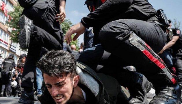 Обстрел посольства США в Анкаре: подозреваемые задержаны