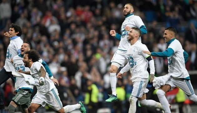 Real Madrid defeats Bayern, to play in UEFA Champions League final in Kyiv