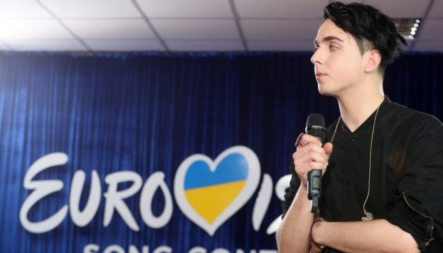 Ukraine's representative at Eurovision 2018 Melovin releases official video clip for his song