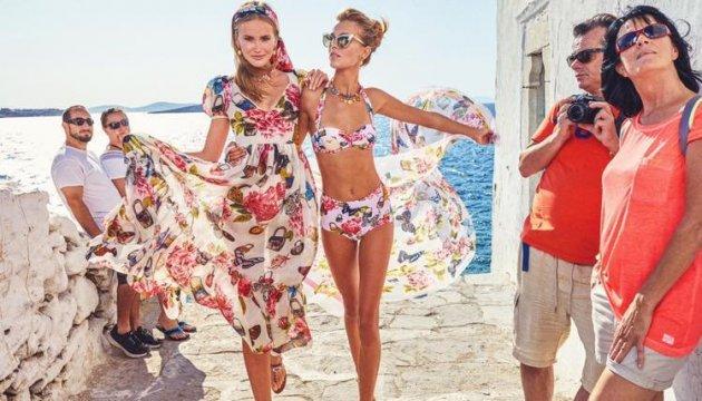 Українська модель стала обличчям Dolce&Gabbana