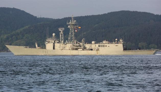 Україна запропонує НАТО повернутися до теми патрулювання Чорного моря