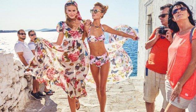 La modelo ucraniana Daryna Minenko se convierte en el nuevo rostro de Dolce&Gabbana (Fotos)