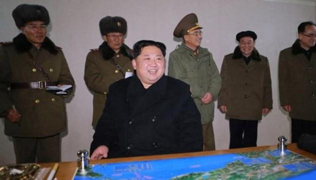 Ким Чен Ын настроен на