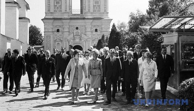 З архіву: Київ напередодні Вотерґейта та посада для «ВВ» (1972)