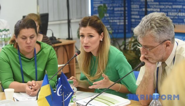 Dzhaparova: Russia doing everything possible to turn Crimean Tatars into 'people non grata'