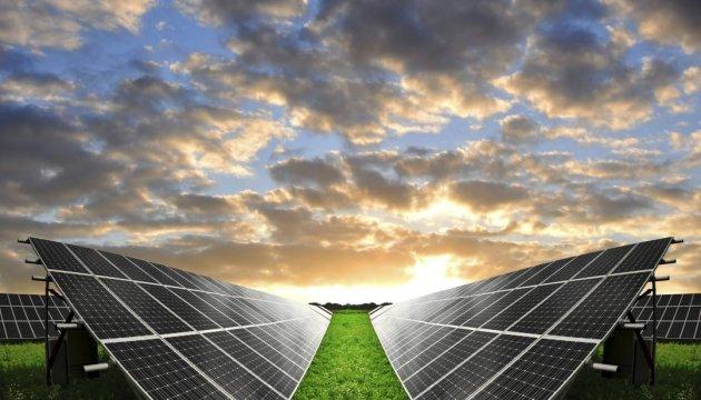 专家:乌克兰每季度新增约400座新太阳能电站