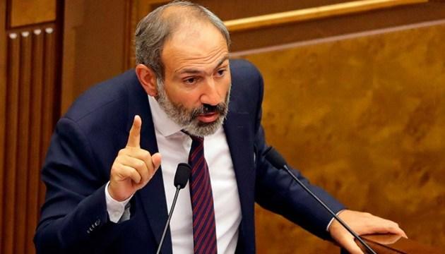 Уряд Вірменії проводить перше засідання у новому складі