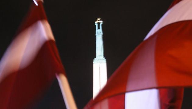 В столице Латвии почтили память жертв политических репрессий
