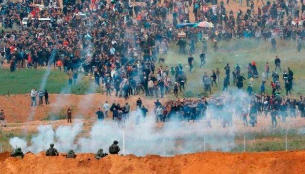 Ізраїль попереджає палестинців у Секторі Газа, щоб не підходили до кордону