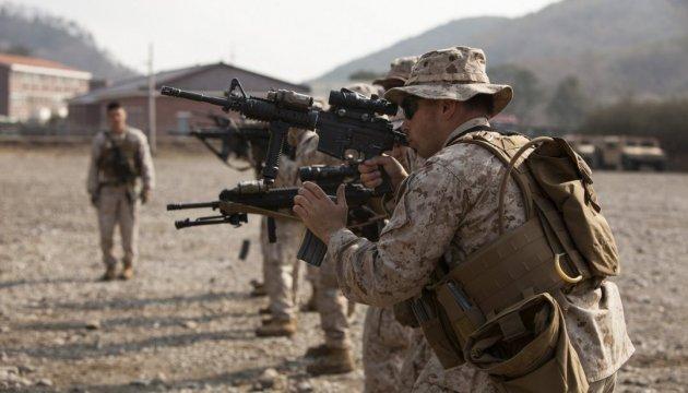 США возобновили учения с Южной Кореей после угроз Пхеньяна