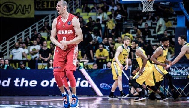 Баскетбол: украинец Гладырь сыграет с
