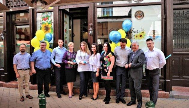 У Будапешті відкрили перший український ресторан