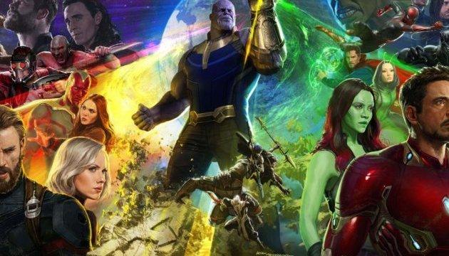 «Мстители: Война бесконечности» собрали первый $1 миллиард в рекордное время