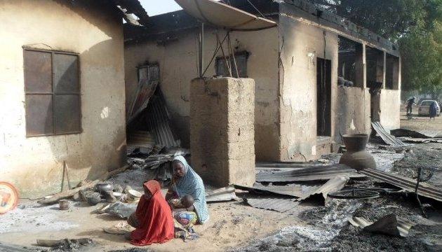 У Нігерії бойовики напали на село, понад пів сотні вбитих