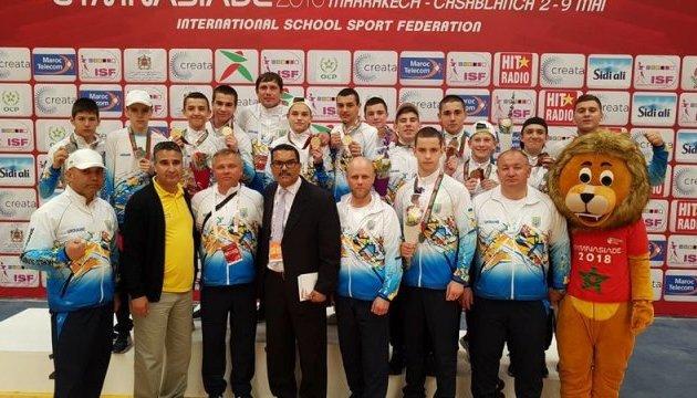 Збірна України з боксу перемогла на Всесвітній Гімназіаді в Марокко